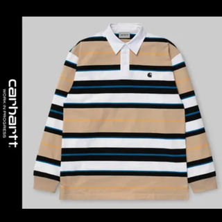 カーハート(carhartt)のCarhartt WIP ポロシャツ ラガーシャツ(ポロシャツ)