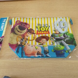 Disney - トイストーリー お弁当袋
