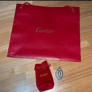 カルティエ(Cartier)のバックチャーム(チャーム)