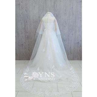 yns wedding ロングベール(その他)