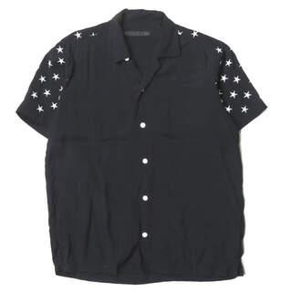ネクサスセブン(NEXUSVII)のNEXUSVII STAR BOWLING SHIRT 半袖シャツ メンズ(Tシャツ/カットソー(半袖/袖なし))
