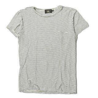 ダブルアールエル(RRL)のRRL S/S STRIPE POCKET T-SHIRTS 半袖Tシャツ(Tシャツ/カットソー(半袖/袖なし))