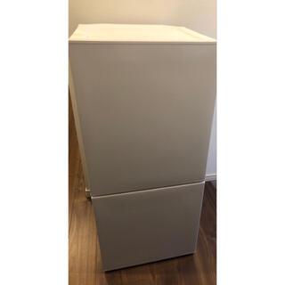 ツインバード(TWINBIRD)の2018年製 2ドア 冷蔵庫(冷蔵庫)