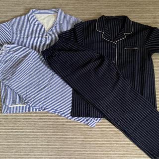 半袖パジャマ2着セット(マタニティパジャマ)