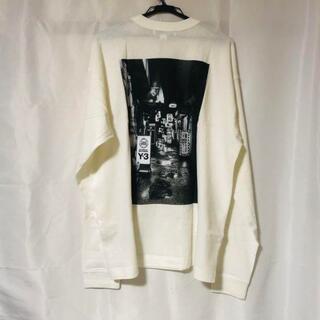 ワイスリー(Y-3)のY-3 Alleway Graphic ロンT(Tシャツ/カットソー(七分/長袖))