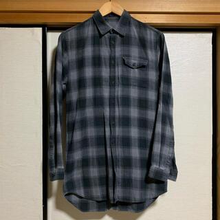 イロコイ(Iroquois)の日本製 Iroquois design long check shirts(シャツ)