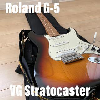 フェンダー(Fender)のFender × Roland G-5 モデリングギター ストラトキャスター(エレキギター)
