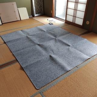 ヤマゼン(山善)のホットカーペット 3畳 新品未使用(ホットカーペット)
