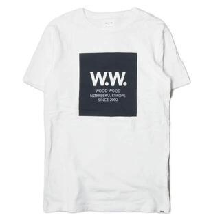 ウッドウッド(WOOD WOOD)のWOOD WOOD SQUARE T-SHIRT 半袖Tシャツ メンズ(Tシャツ/カットソー(半袖/袖なし))