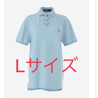 ポロラルフローレン(POLO RALPH LAUREN)のCLOT polo コラボ ポロシャツ Lサイズ(ポロシャツ)