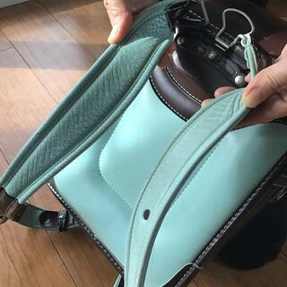 ツチヤカバンセイゾウジョ(土屋鞄製造所)の土屋鞄ランドセル 茶色×水色 男女兼用(ランドセル)