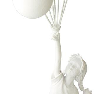 メディコムトイ(MEDICOM TOY)のSync. FLYING BALLOONS GIRL(GESSO Ver.)(彫刻/オブジェ)