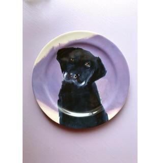 アンソロポロジー(Anthropologie)の🇺🇸Anthropologie絵皿 φ21cm(食器)
