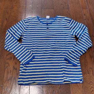 チャムス(CHUMS)のCHUMS チャムス ロンT ボーダー L セントジェイムス(Tシャツ/カットソー(七分/長袖))