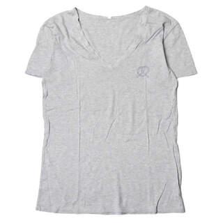 プチバトー(PETIT BATEAU)のPETIT BATEAU x MAISON KITSUNE ロゴTシャツ(アンダーシャツ/防寒インナー)