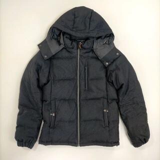 ジャーナルスタンダード(JOURNAL STANDARD)のジャーナルスタンダード L ダウンジャケット ブラック コート シンプル 防寒(ダウンジャケット)