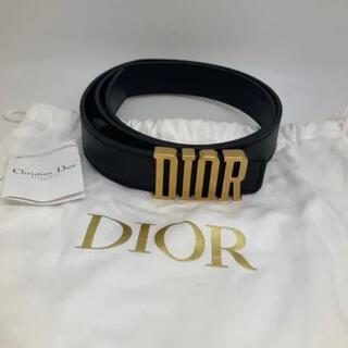 Dior - ディオール ベルト レディース 国内販売終了 送料込 新品