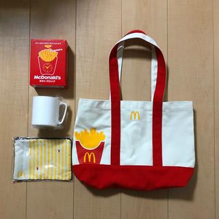 マクドナルド(マクドナルド)の☆新品☆ マック 福袋 2021(クーポン券除く)(ノベルティグッズ)