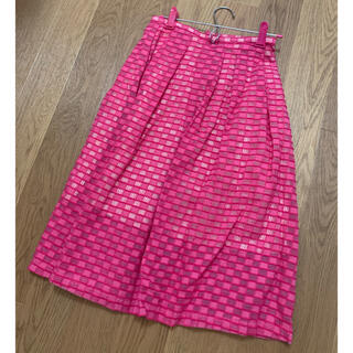 リリーブラウン(Lily Brown)のリリーブラウン♡♡ フレアスカート(ひざ丈スカート)