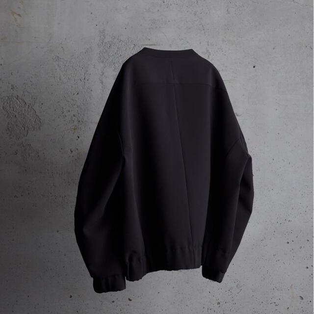 ATTACHIMENT(アタッチメント)の【WYM × ATTACHMENT】 NO COLLAR ZIP BLOUSON メンズのジャケット/アウター(ブルゾン)の商品写真