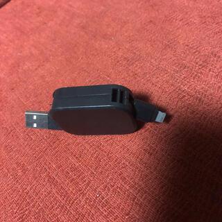 アイフォーン(iPhone)のIPHONE 充電線(バッテリー/充電器)