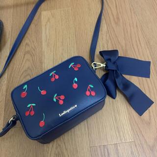 ロディスポット(LODISPOTTO)のロディスポット♡♡チェリーショルダーバッグ(ショルダーバッグ)