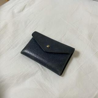 エンダースキーマ(Hender Scheme)のhender scheme 財布 カードケース 名刺入れ(折り財布)