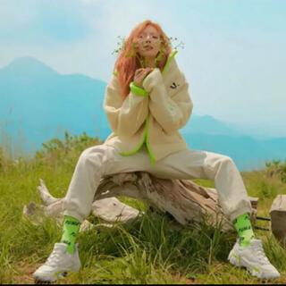 プーマ(PUMA)のプーマ ボア アウター コート 韓国限定デザイン puma レディース レア(ブルゾン)