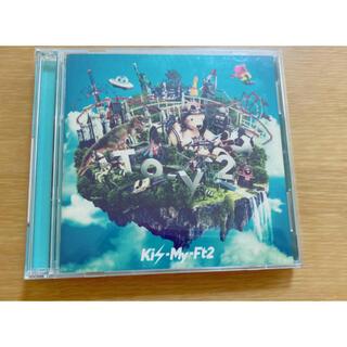 キスマイフットツー(Kis-My-Ft2)のTo-y2(初回盤A)(ポップス/ロック(邦楽))