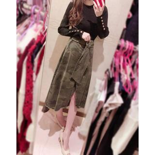 レディー(Rady)のrady♡カモフララップスカート(ひざ丈スカート)