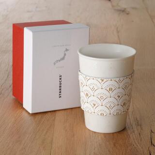 スターバックスコーヒー(Starbucks Coffee)の超激レア!!スタバ×印伝 限定マグカップ[JIMOTO made Series(グラス/カップ)