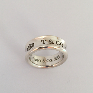ティファニー(Tiffany & Co.)のTiffany&Co ティファニー ナローリング 7号(リング(指輪))
