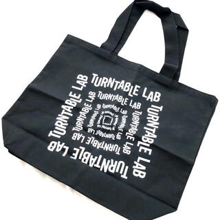 Truntable Lab - Tote Bag NY購入(トートバッグ)