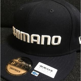 シマノ キャップ 限定  釣りフェスティバル 新品(ウエア)