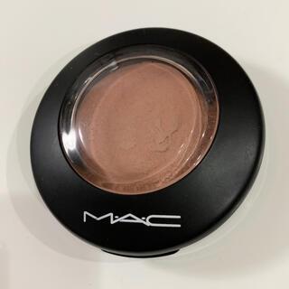 マック(MAC)のMAC ミネラライズ ブラッシュ ウォームソウル(チーク)