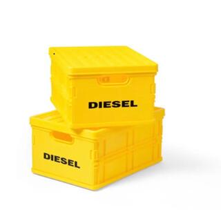 ディーゼル(DIESEL)のdiesel DIESEL ディーゼル  コンテナ ボックス 2つセット(ケース/ボックス)