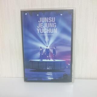 ジェイワイジェイ(JYJ)のjyj DVD(ミュージック)