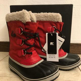 ソレル(SOREL)の新品 SOREL ブーツ ユートパックナイロン(ブーツ)
