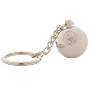 ステューシー(STUSSY)の【新品未使用】STUSSY ステューシー キーホルダー 8ボール(キーホルダー)
