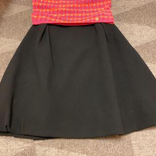 ルイヴィトン(LOUIS VUITTON)のルイ ヴィトン スカート 40(ひざ丈スカート)