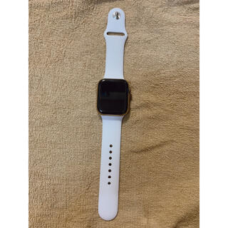 アップルウォッチ(Apple Watch)のアップルウォッチシリーズ4(腕時計(デジタル))