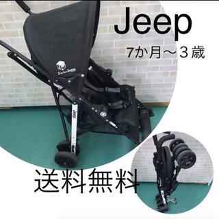 Jeep - jeep ジープ  コンパクト バギー B型ベビーカー