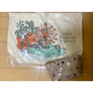 ジョンマスターオーガニック(John Masters Organics)の【おまけ付】ハワイデザインエコバック(エコバッグ)