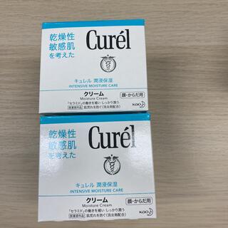 キュレル(Curel)の(最後の在庫)キュレル クリーム 90g(2個セット)(ボディクリーム)