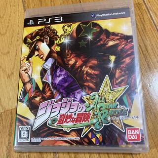 ジョジョの奇妙な冒険 オールスターバトル PS3(家庭用ゲームソフト)