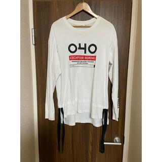 ワイスリー(Y-3)のEMMA デザインカットソー(Tシャツ/カットソー(七分/長袖))