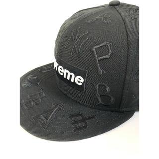 シュプリーム(Supreme)の新品 7 5/8 20SS Supreme MLB New Era cap (キャップ)