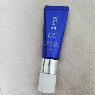 セッキセイ(雪肌精)の雪肌精 cc ホワイトccクリーム 01(CCクリーム)