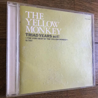 コロンビア(Columbia)のTHE YELLOW MONKEY ベストアルバム TRIAD YEARS  (ポップス/ロック(邦楽))