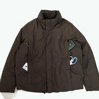 HELMUT LANG - OLD JUN MEN Parachute Design Dawn jacket